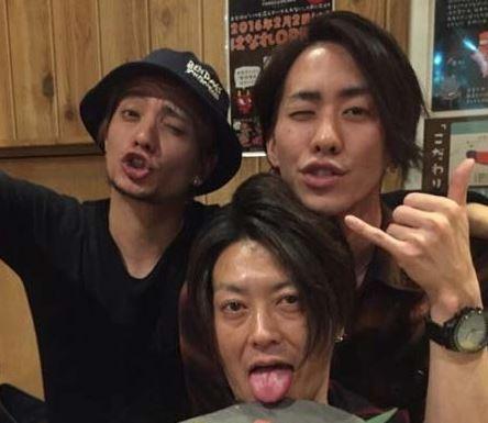兄弟 田中 樹